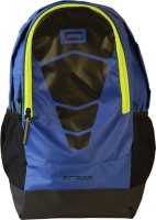Cropp C1350 25 L Large Backpack Blue, Neon Yellow, Size - 490