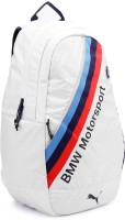 Puma BMW Motorsport Backpack - White And Blue