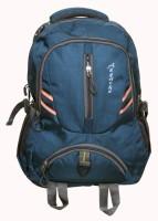 Attache Dazzling School Bag (Blue ) 30 L Backpack (Blue)