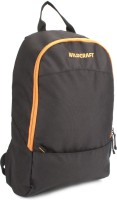 Wildcraft Leap Black Backpack Black, Size - 17