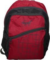 Nexxa Light Weight School Bag 18 L Backpack (Maroon)