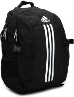 Adidas Power II Backpack - Black And Silver