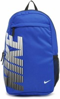 Nike Sand Side Graphic Unisex 19 L Backpack Royal Blue