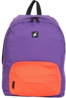Fastrack A0509NPR01 Free Size Backpack - Purple