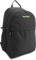 Wildcraft Alter Black Backpack Black, Size - 17.5