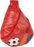 Blesss Me Bag Big Sports 2 L Backpack (Red, Size - 380)