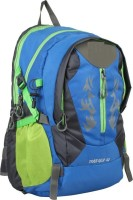 Pandora Full Size School Bag 30 L Backpack (Blue)