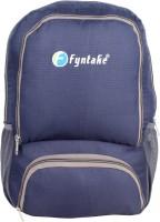 Fyntake Fyntake ERAM1194 P-BAG 23 L Backpack (Blue & Grey Zipper)
