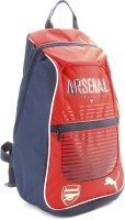 Puma ArsenalFanwearBackpack X High Risk Red-black Iris-white