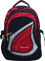 Bag-Age Tango 30 L Large Backpack (Red, Size - 305)
