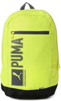Puma Backpack (Lime Punch)