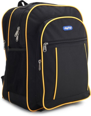 Get best deal for DigiFlip Omicron Backpack Yellow at Compare Hatke