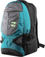 Zwart XCITE-SG 30 L Laptop Backpack Black, Dark Green