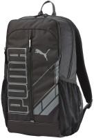 Puma Deck 30 L Laptop Backpack Black