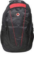 ADS 16 Inch 2.5 L Free Size Laptop Backpack Red & Black02, Size - 360