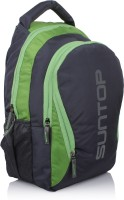 Suntop Reflector 25 L Medium Backpack Graphite Grey & Green Checks, Size - 470