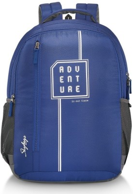 Skybags Pixel 01 31 L Backpack (Blue)