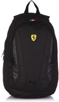 Puma Ferrari Replica 25 L Large Backpack Black, Size - 500