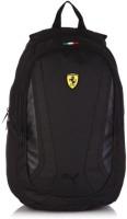 Puma Ferrari Replica 25 L Large Backpack Black, Size - 500