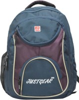 Just Gear JGB_017 36 L Backpack Blue And Purple