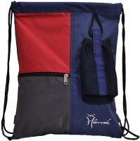 Hawai Multi-Color Light Weight Swim Bag Free Size Backpack - Multi-color-01