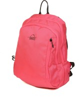 Fausta Double Pink Diamond 15 L Backpack Pink