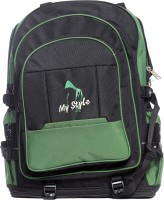 Raeen Plus My_style 10 L Free Size Backpack Green, Size - 540