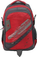 Fabion 1350 Red N Grey 36 L Large Backpack (Red, Size - 480)