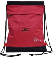 Hawai Water-Proof Quick-Drying Red Swim Bag Free Size Backpack - Red-01