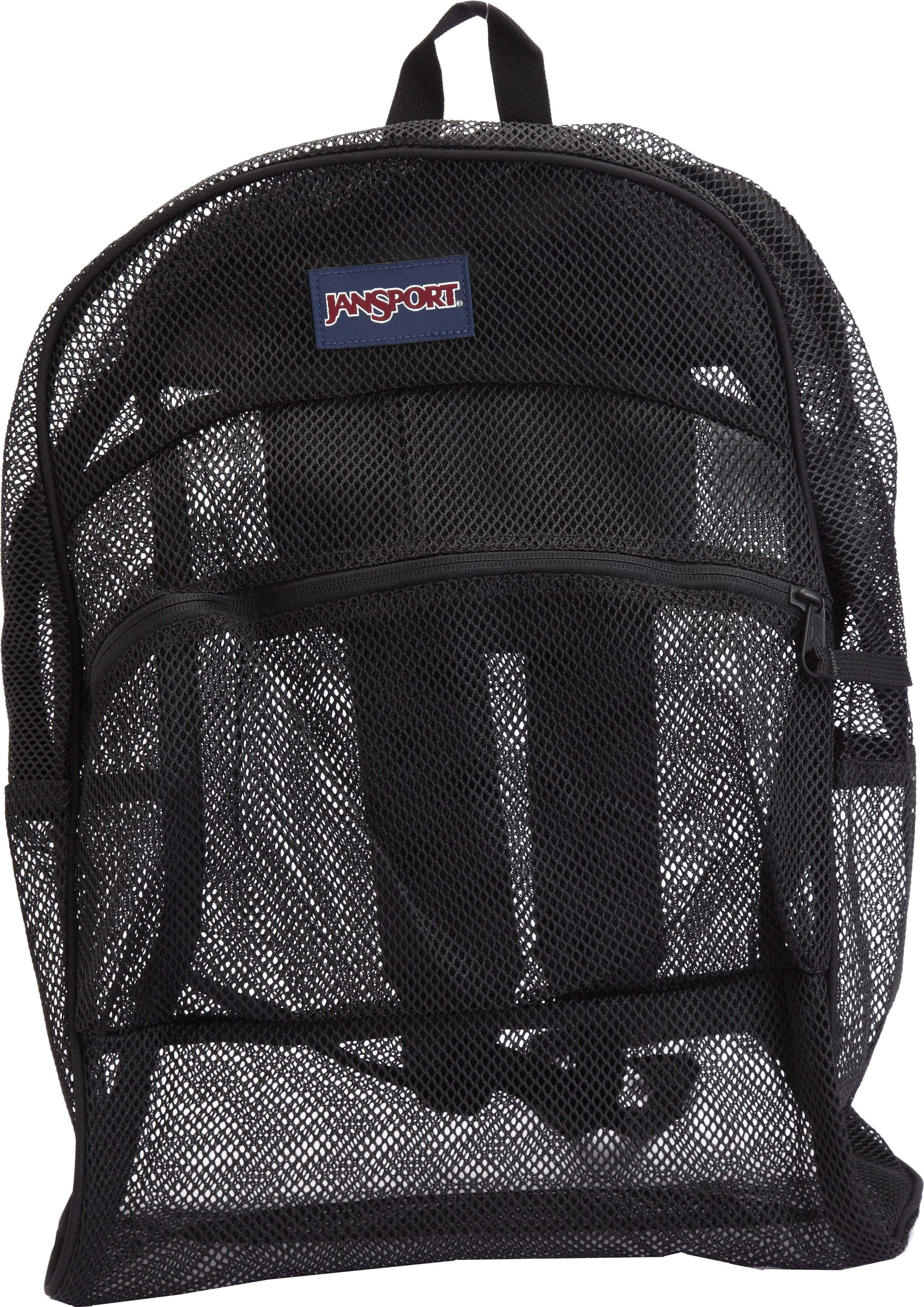 Jansport Mesh Pack 32 L Backpack Black