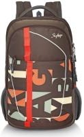 Skybags GEEK 02 BROWN 31 L Backpack (Brown)
