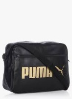 Puma CampusReporter Black-metallic Gold
