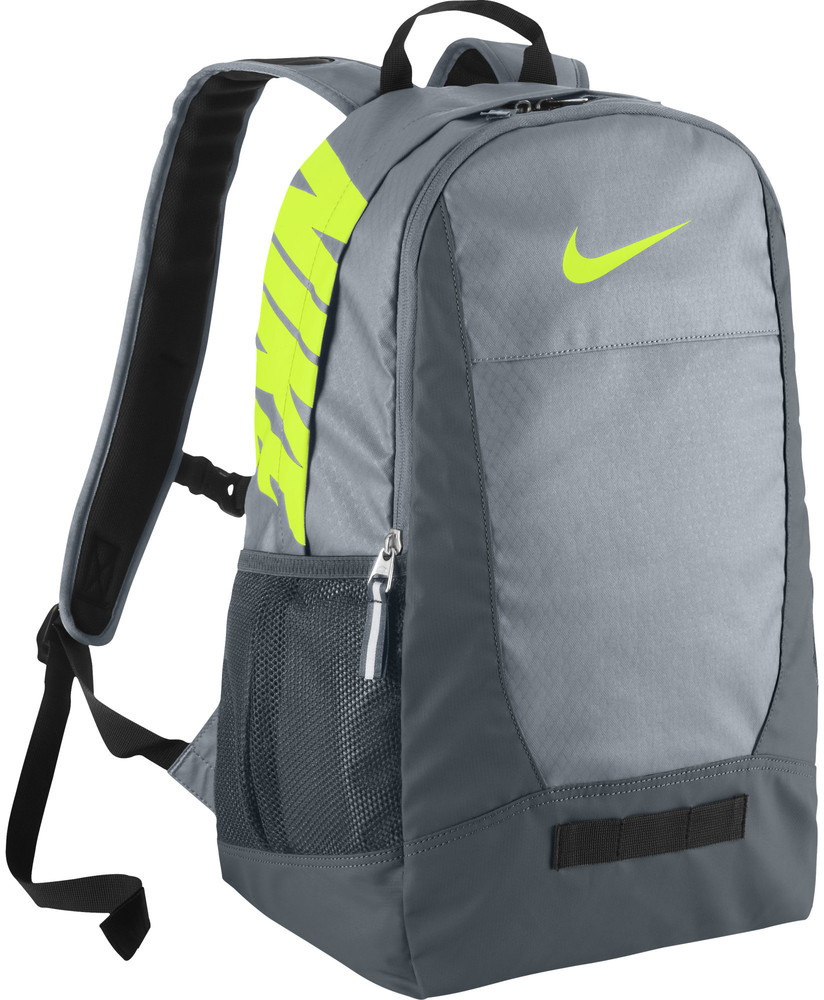 Gym Bag Flipkart: Nike Team Training Max Air Large Backpack Grey, Green