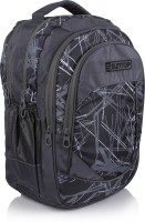 Suntop Metro 30 L Medium Backpack Grey, Grey Print, Size - 460