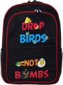 Angry Birds School Bag - Black