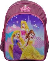 Disney School Bag (Purple, 14 Inch)