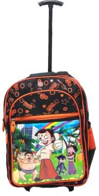 Riddi Impex Super Star School Bags Riddi Impex Super Star RI BT B Waterproof Trolley