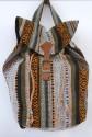 The House Of Tara Handwoven Backpacks Backpack - Multicolor