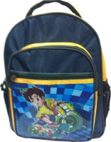 SH Skate SB017 School Bag Blue (15 inches): Bag