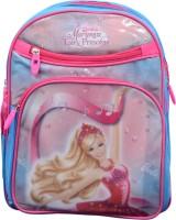 Priority Waterproof School Bag (Blue, Pink, 5 Inch)