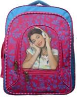 R-Dzire School Bag Waterproof Backpack (Pink, 12 Inch)