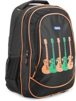 DigiFlip Muzik School Bag Black (18 inches): Bag
