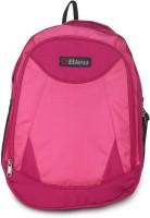 Bleu School Bag Waterproof Backpack (Pink, 17 Inch)