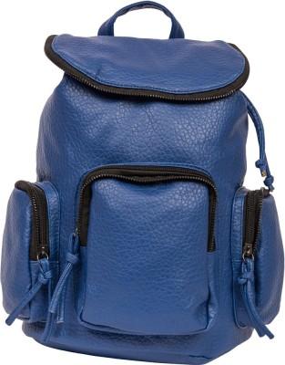 APE Women Bag Shoulder Bag (Blue, 12 L)