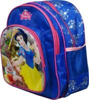 Disney School Bag (Blue, 14 Inch)
