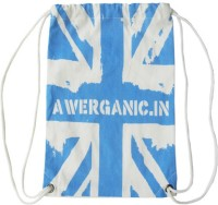 Atun Cotton Backpack (Blue, 10 Inch)