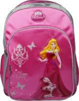 Simba Princess Waterproof Backpack (Pink, 16 Inch)
