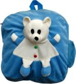 Funtastic School Bags Blue Teddy