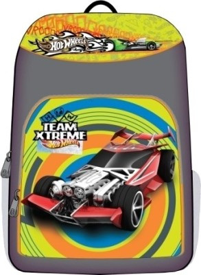 Buy Genius Hot Wheels Backpack: Bag