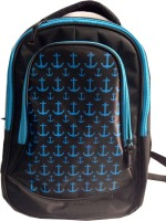 DigiFlip Brew SB016 School Bag Blue (18 inches): Bag
